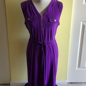 Emma & Michele purple dress SZ M. NWT